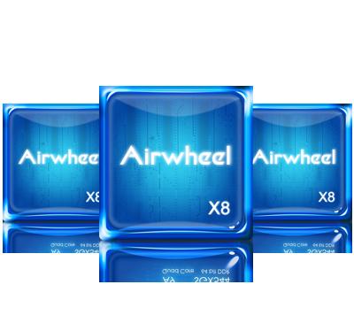 Airwheel X8 ein rad elektrisches einrad