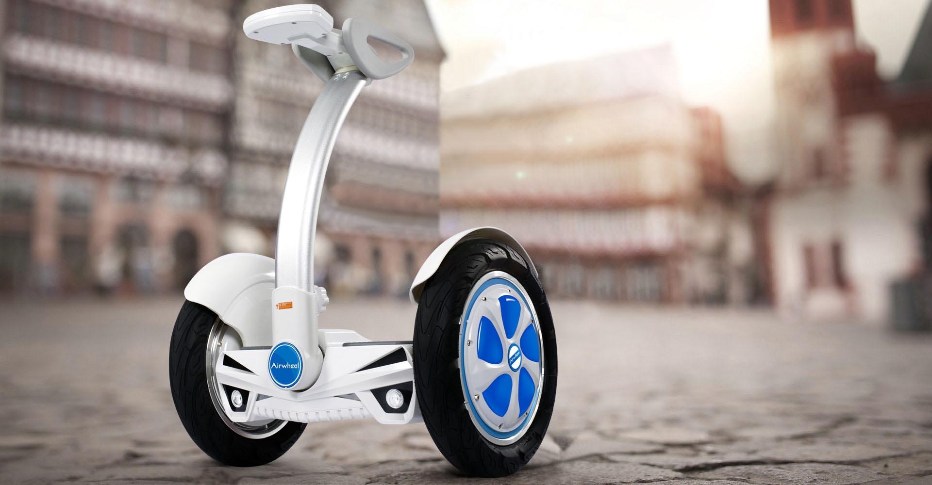 Одноколесный скутер своими руками 40