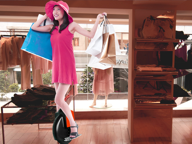 Airwheel X5, mini one wheel electric scooter for sales