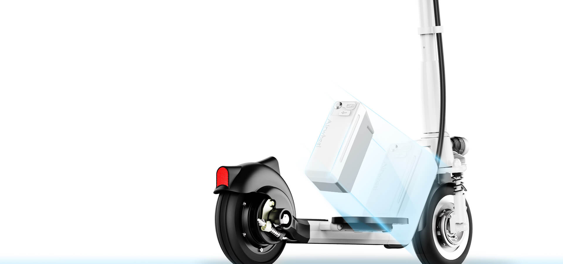Airwheel Z5 2-roues scooter électrique