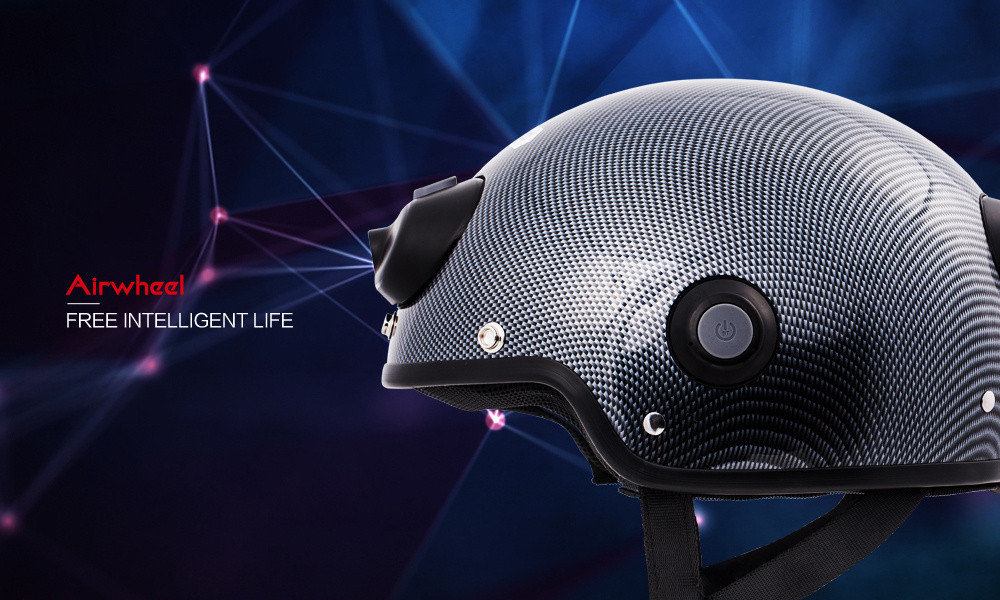 Airwheel C6 in the forthcoming 2017 CES