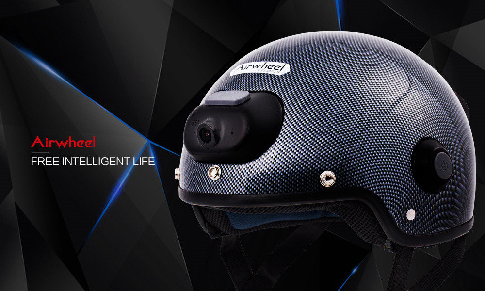 Airwheel C5 intelligent helmet for safety