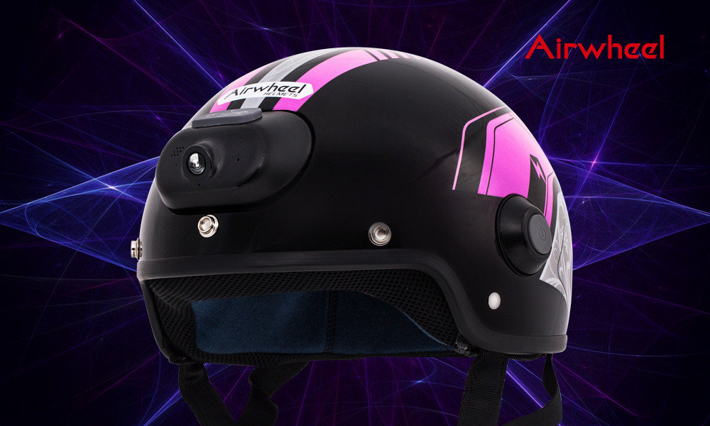 C6 open face helmet