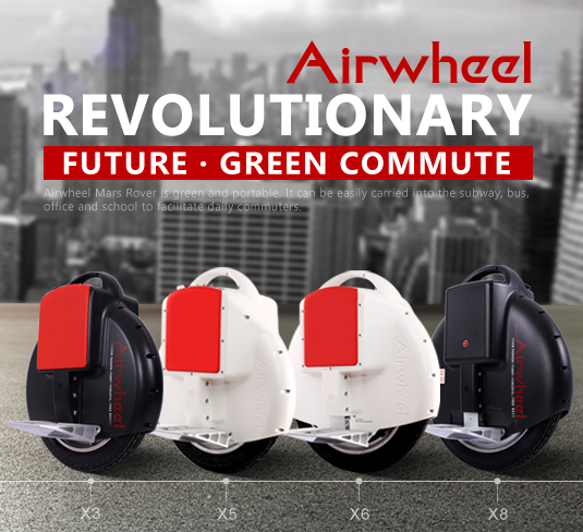 Airwheel X5 2