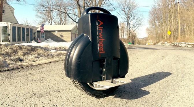 Airwheel, ein rad roller,elektrisches einrad