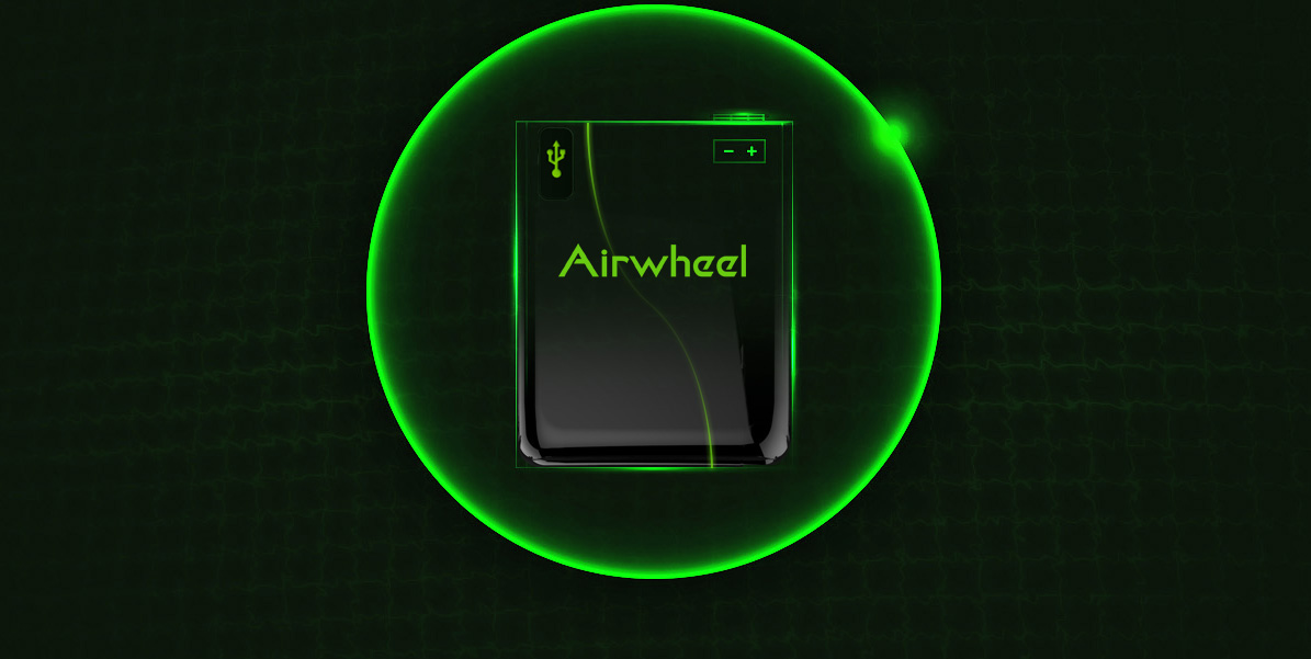 Airwheel H8 batteries