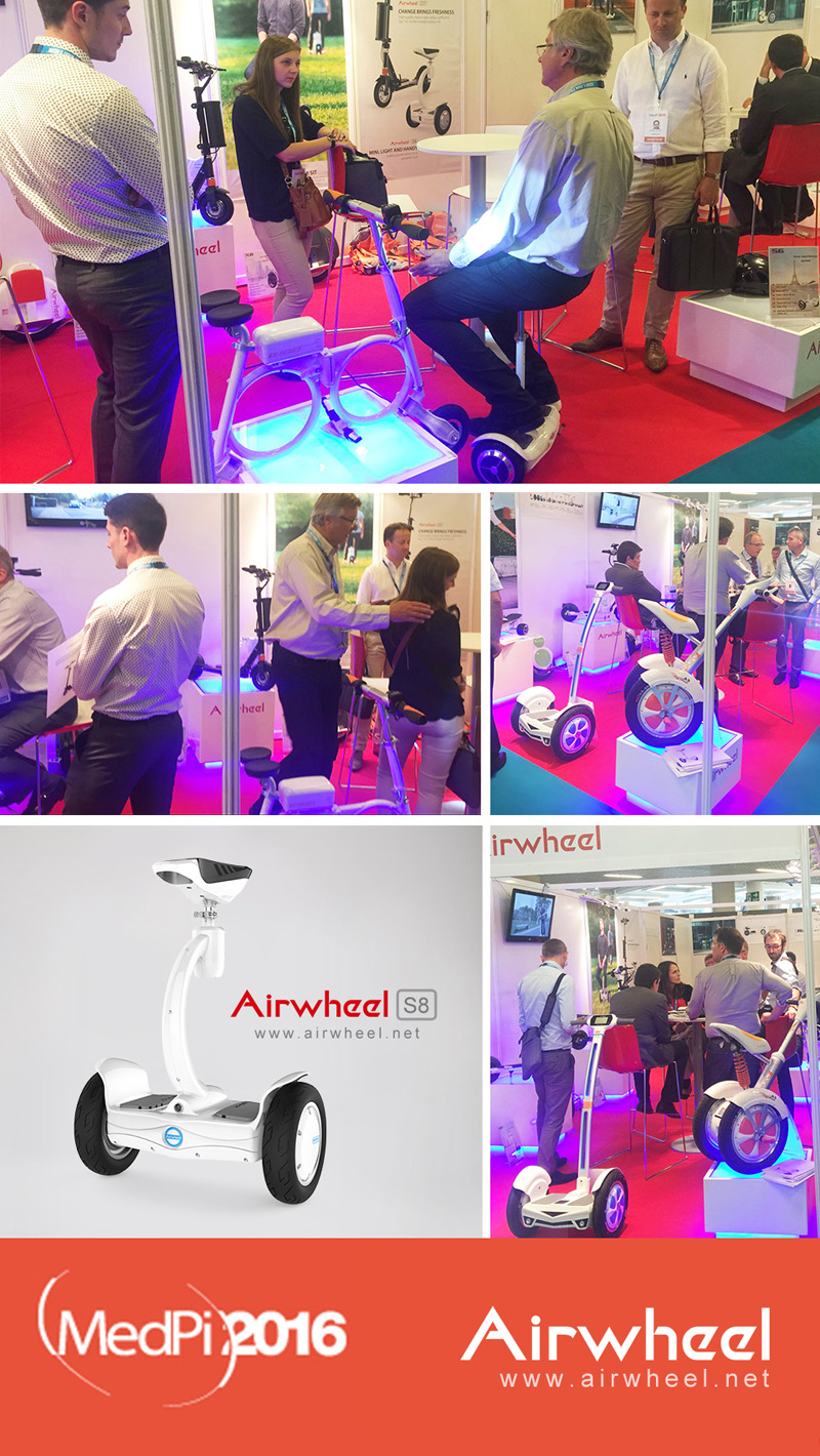 electric airwheel