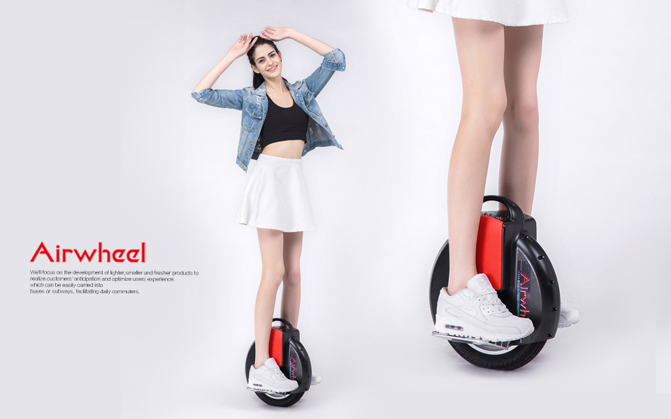 intelligent unicycle for adults