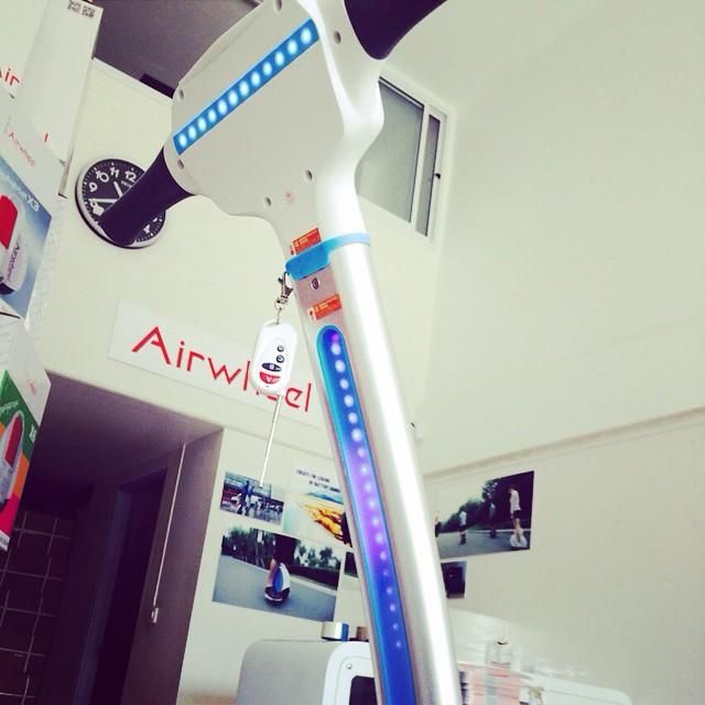 Airwheel, S3 2-ruedas eléctrico scooter, monociclo eléctrico, scooter