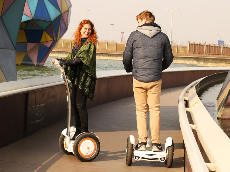 Airwheel S3T, 2 wheel self-balancing scooter