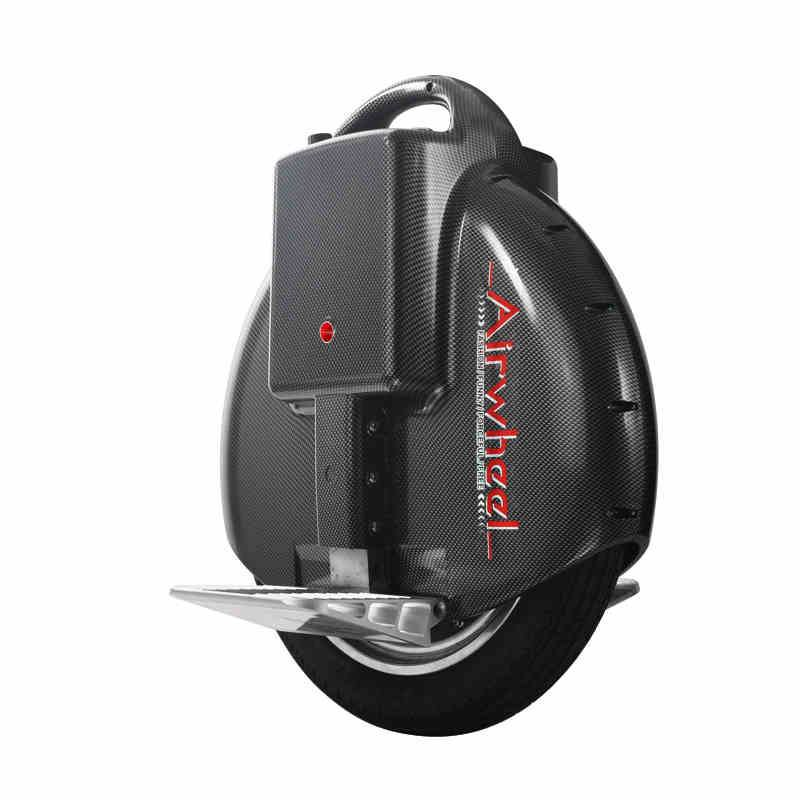 Amazing experience of steering X-series of the electric unicycle
