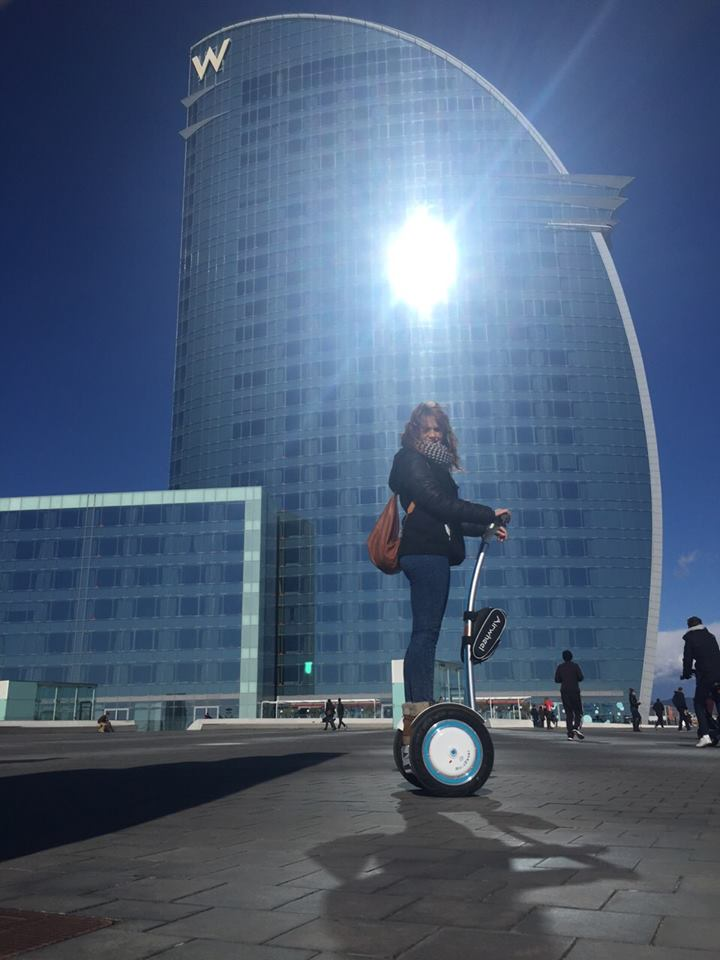 Airwheel, mono roue mobile, scooter électrique portable