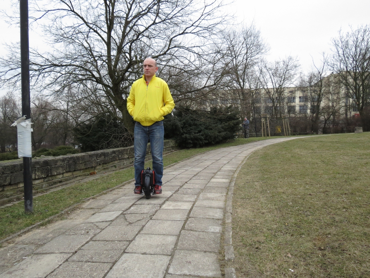 Airwheel, Monoroue, Monocycle mono roue