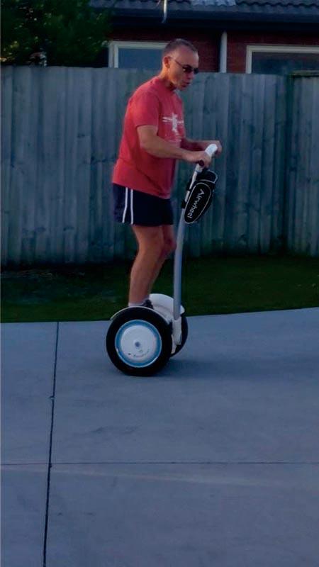 Airwheel, Le cycle uni, Mono roue à vendre