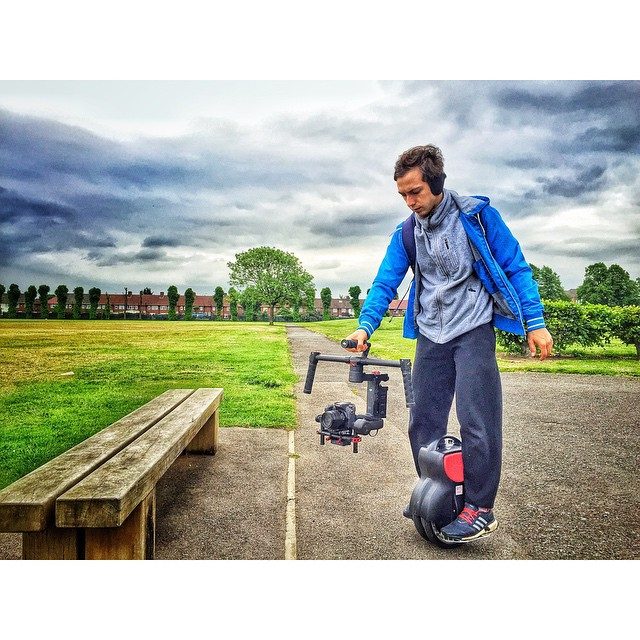 scooter électrique, Airwheel