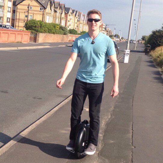 X8 scooter monocycle