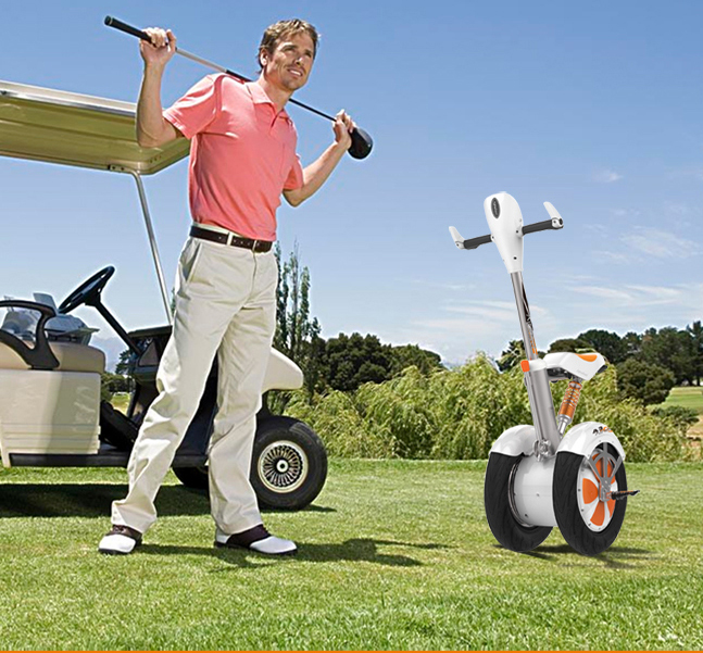 Create A New Travelling Era with Airwheel A3 Electric Self-balancing Scooter