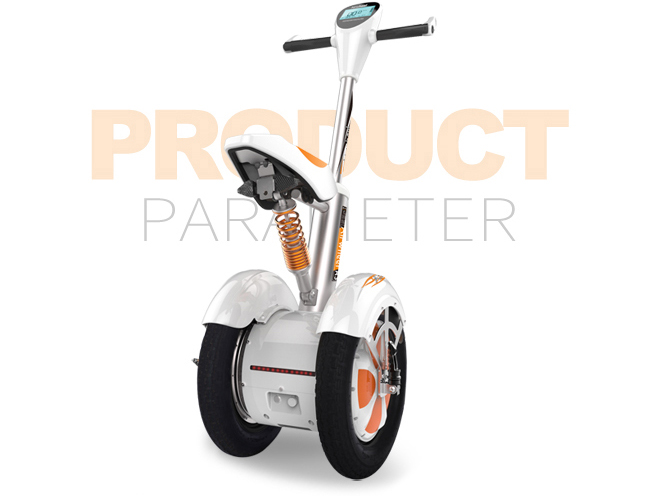 two wheel self-balancing electric scooter A3