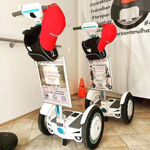 Airwheel S3 scooter italia