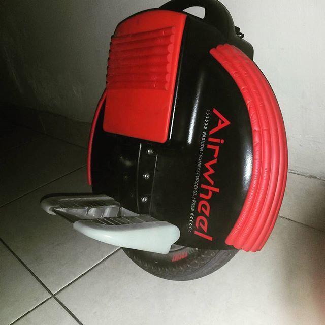 Airwheel X8, ruota scooter