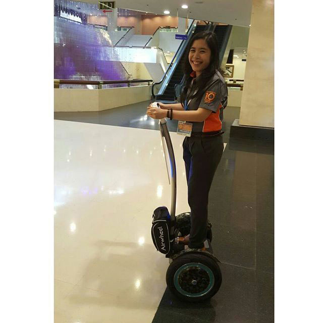 airwheel electric unicycle for adults