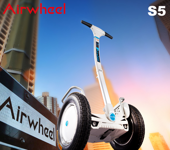 Airwheel S5, intelligent self-balancing scooter