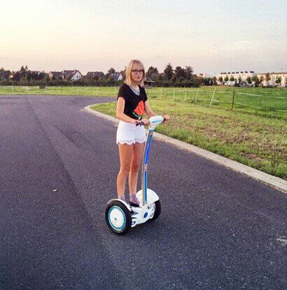 Airwheel S3, électrique monocycle