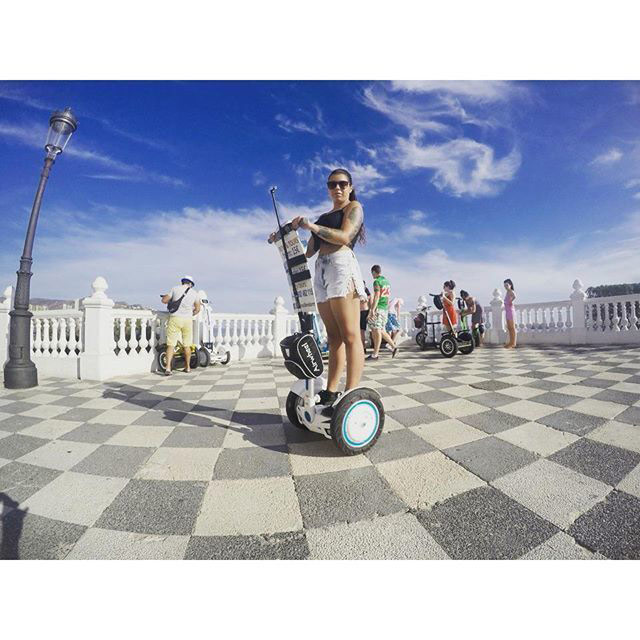 Airwheel S3, two-wheeled scooter