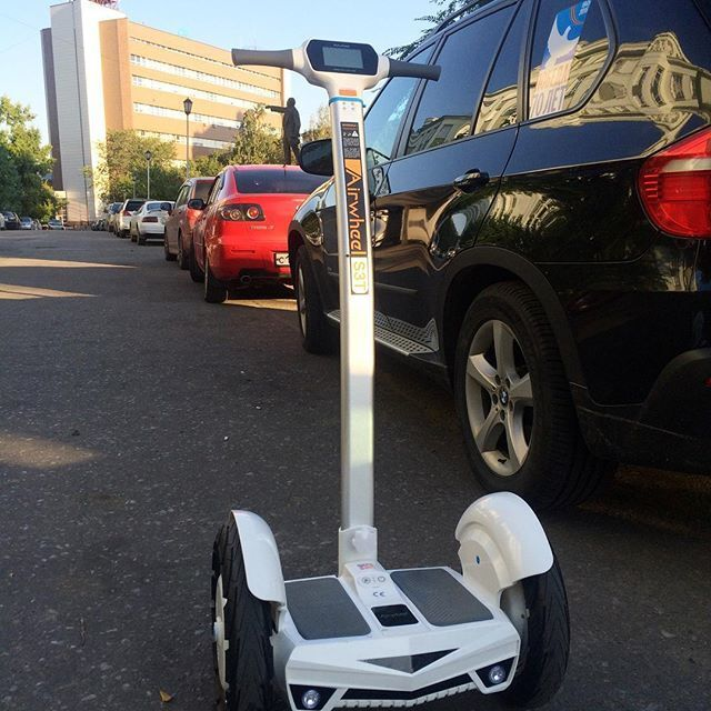 Airwheel S3,  سكوتر كهربائي متوازن ذاتيا