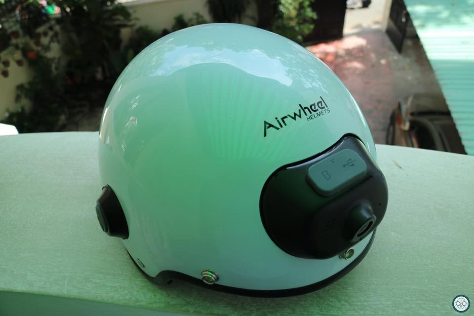 C6 smart motorcycle helmet
