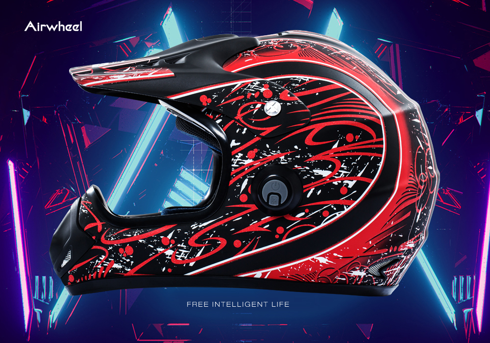 Airwheel full face helmet