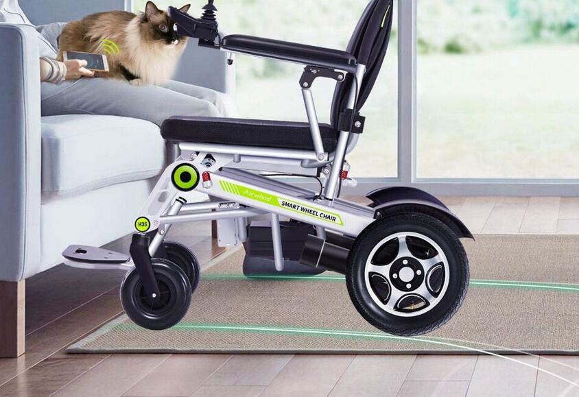 Airwheel H3S power smart wheelchair