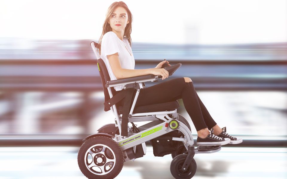 Airwheel_H3_Smart_folding_automatic_electric_wheelchair
