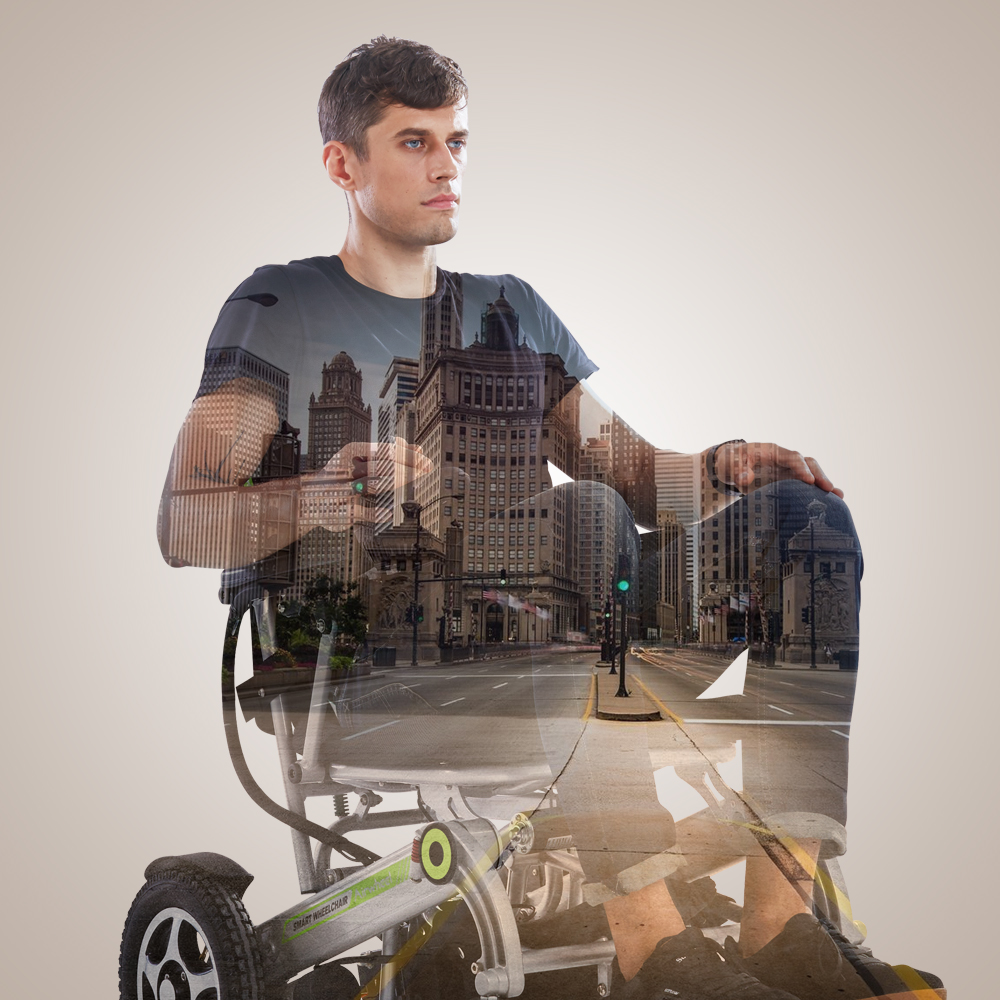 Airwheel H3 wheelchair manufacturer