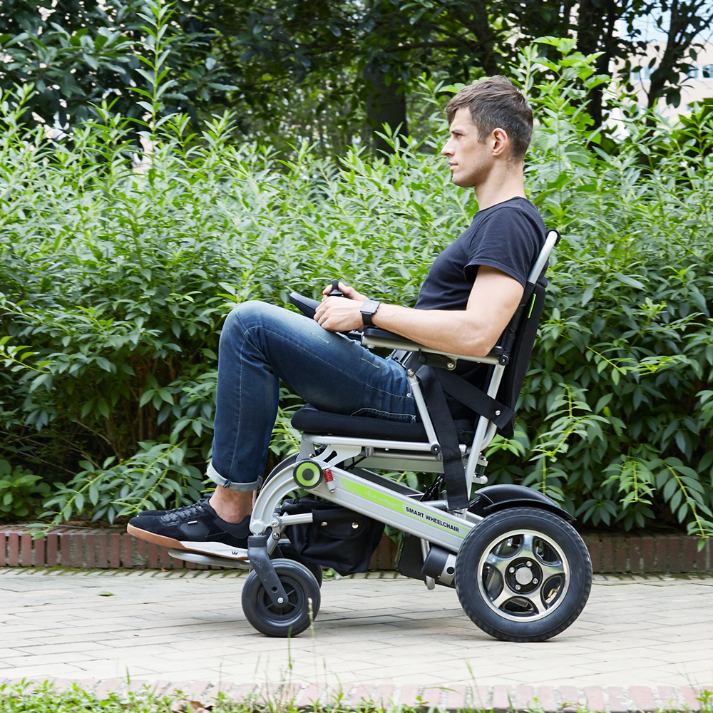 H3 automatic electric wheelchair