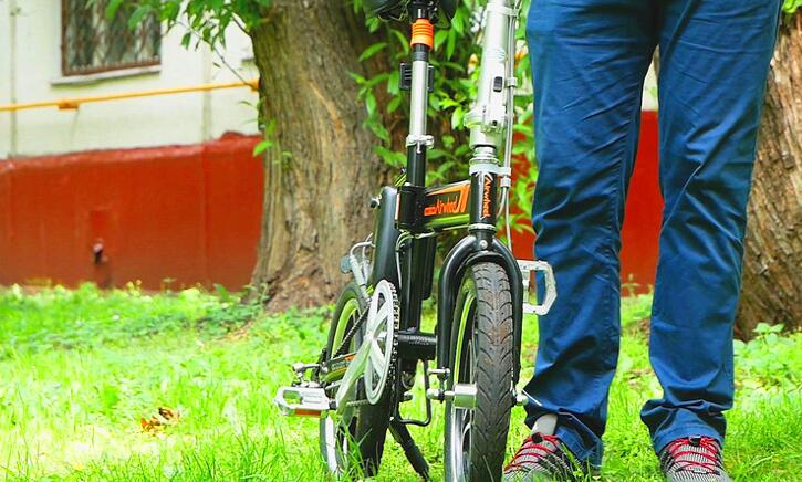 Airwheel R5 Smart electric bicycle