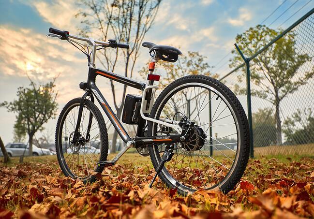 Airwheel R8 mountain bike