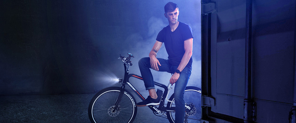 Airwheel R8 Smart Triangle Electric Bike