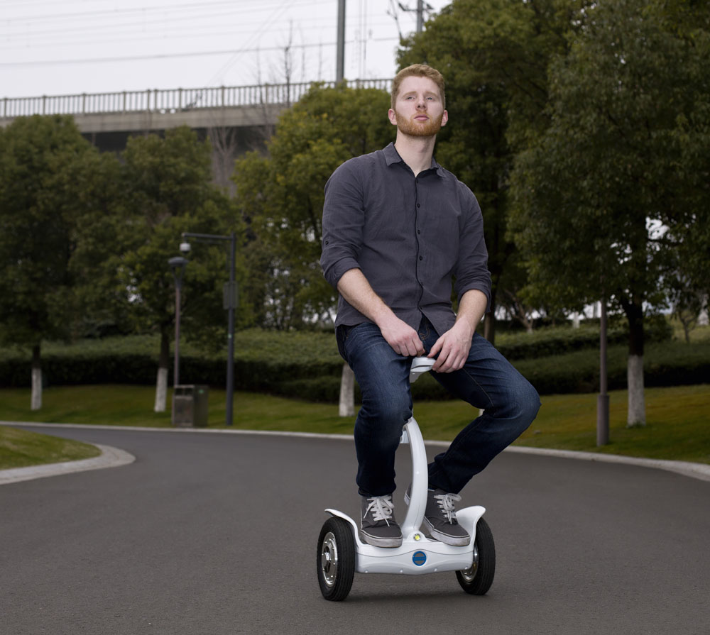 Airwheel S8 marsrover