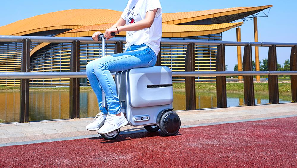 Airwheel SE3 suitcase electric scooter
