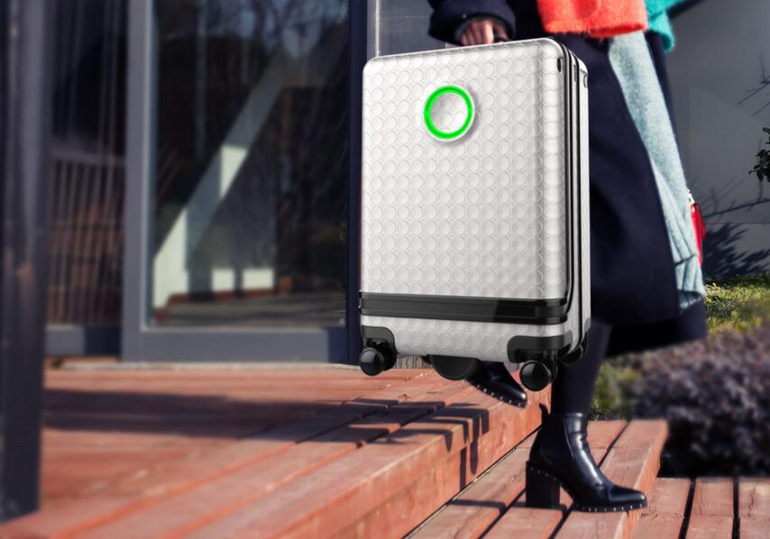 Airwheel SR3 intelligent self-following suitcase