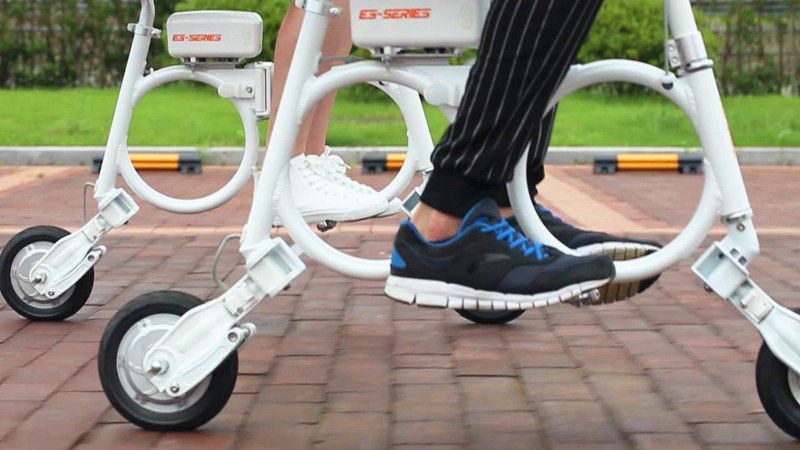 Airwheel intelligent e bike