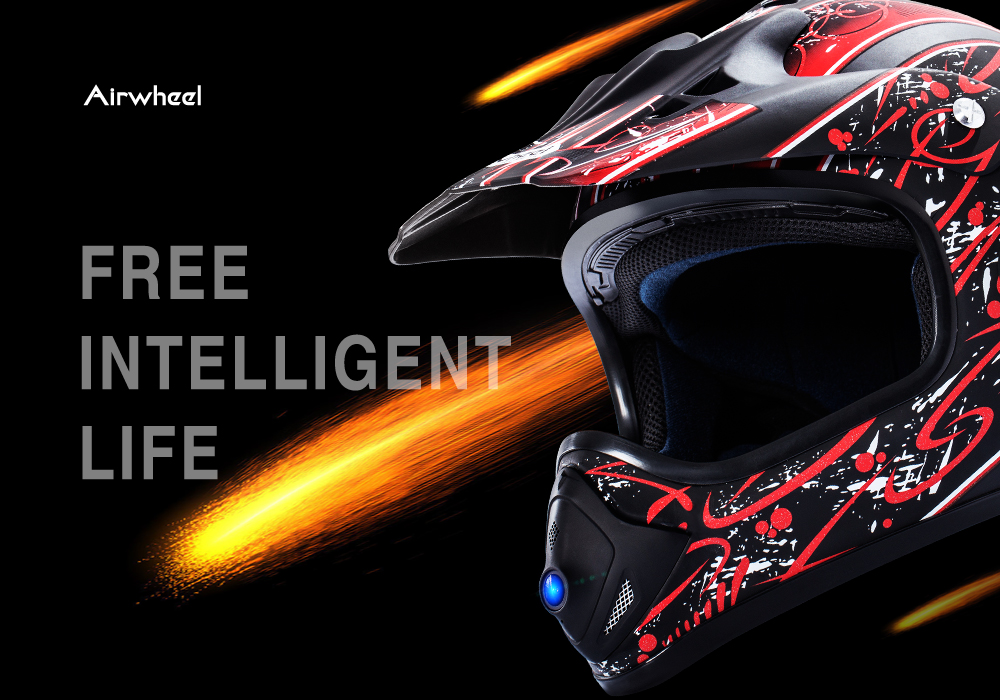 Airwheel C8 racing helmet