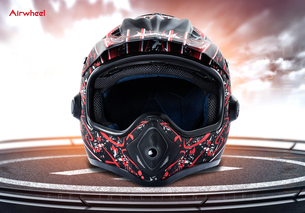 C8 racing helmet