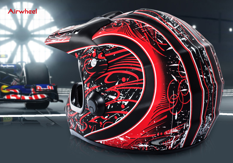 C8 full face helmet