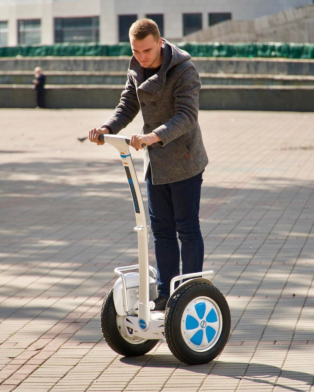 Airwheel S5 electric standing scooter