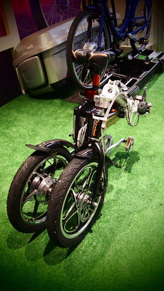 Airwheel citizen e bike R5
