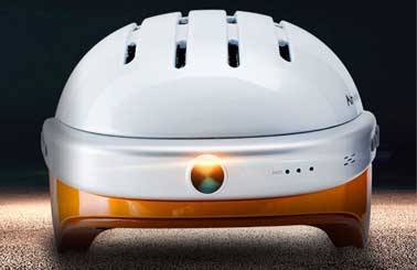 Airwheel C5 color intelligent helmet