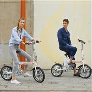 Airwheel R5 electric assist urban bike