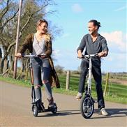 Airwheel R5 electric folding bicycle